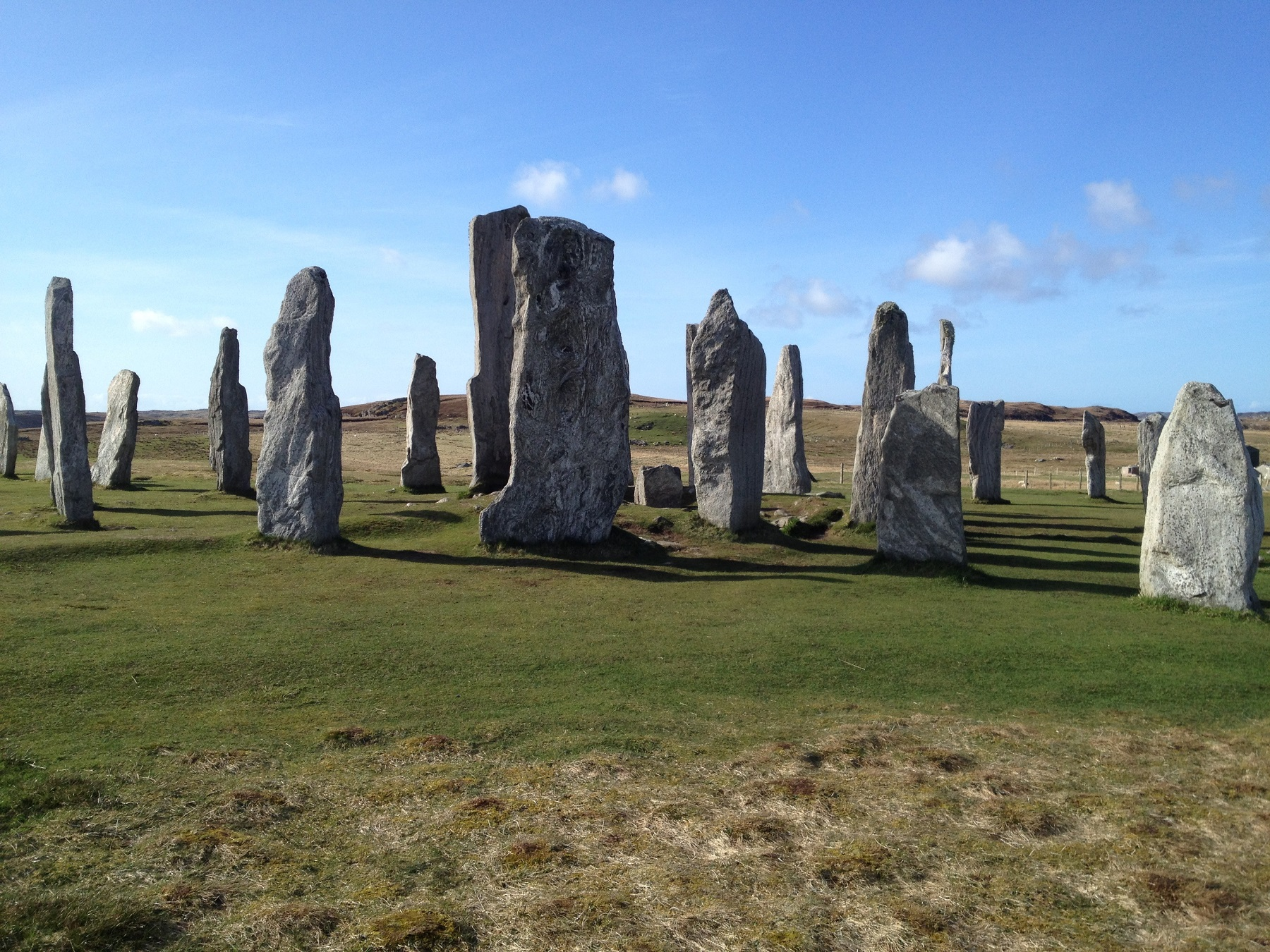 Cirle of standing stones - ultimate time travel saga
