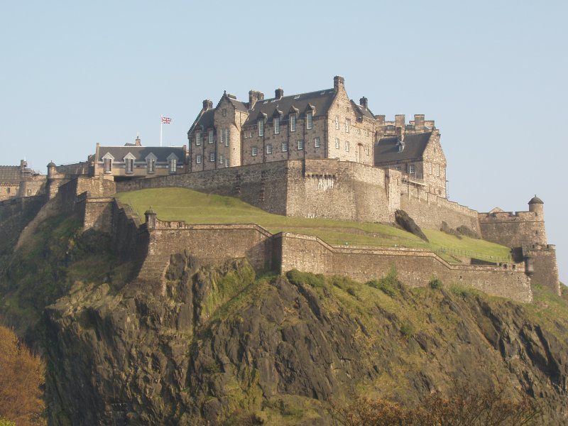 Neighbours falling in love audiobook - Edinburgh Castle